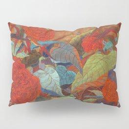 flower3【Japanese painting】 Pillow Sham