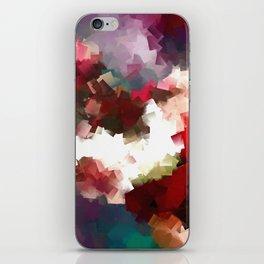 #6 SPACES iPhone Skin