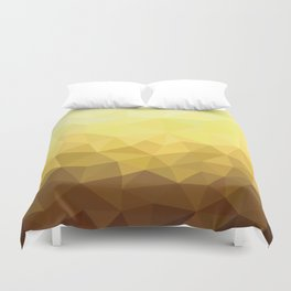 Golden Luxury Duvet Cover