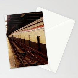 Underground. Stationery Cards