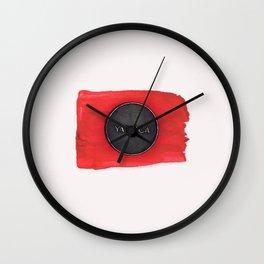 Oil camera Wall Clock