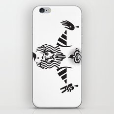 Sacred Heart iPhone & iPod Skin