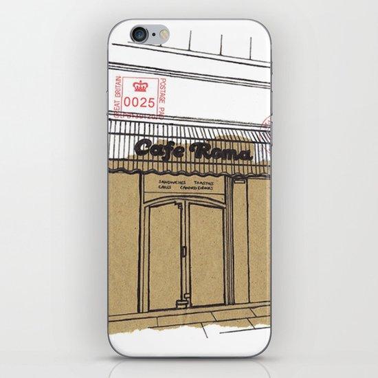 Cafe Roma. iPhone & iPod Skin