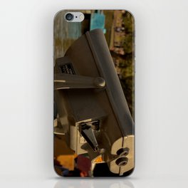 Old-style Panoramic Visor iPhone Skin