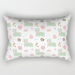 Kawaii Alpacasso  Rectangular Pillow