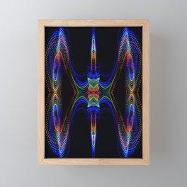 Extraterrestrial Framed Mini Art Print
