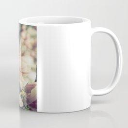 Magnolia Tree Bloom.  Flower Photography Coffee Mug