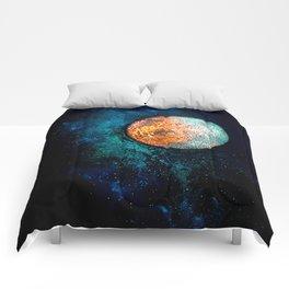 Mars and Luna Comforters