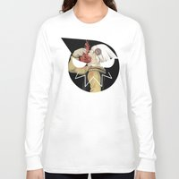 soul eater Long Sleeve T-shirts featuring Soul Eater - Manga / Anime Series by Powlah C
