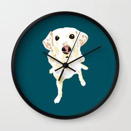 Pancake Wall Clock