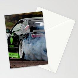 Creating smoke Stationery Cards