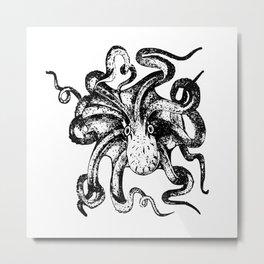Animal game asset call invertebrate Metal Print