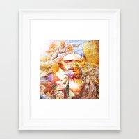faith Framed Art Prints featuring Faith by Joe Ganech
