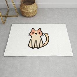 Just a Cute Cat Rug