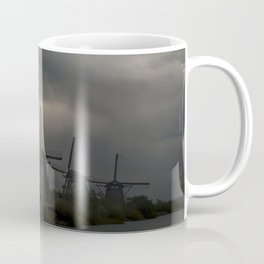 Dutch Windmills in Kinderdjik Coffee Mug