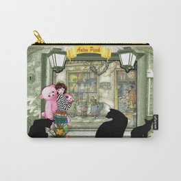 Toyshop in old Amsterdam Carry-All Pouch
