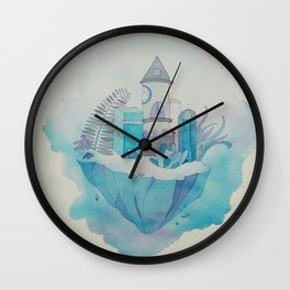 Yeats Wall Clock