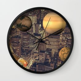 ON TIME Wall Clock