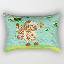 Anarchy Time Rectangular Pillow