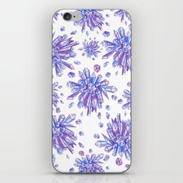 Zero Gravity Crystals II iPhone Skin