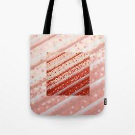 Diagonal Bars Tote Bag