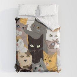 Cats  Comforters