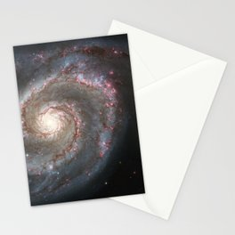 Messier 51 Stationery Cards