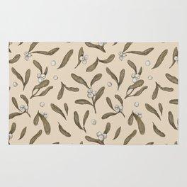Mistletoe Pattern Rug
