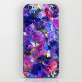 Monet's Violet Garden iPhone Skin