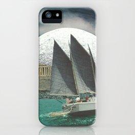 Ruins iPhone Case