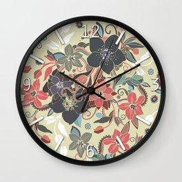 Hellaborus Wall Clock