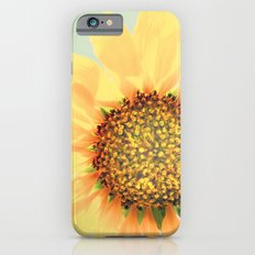 Sunflower Power Pop! Slim Case iPhone 6s