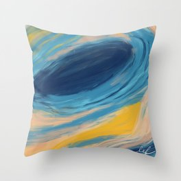 The Lonely Hour Throw Pillow