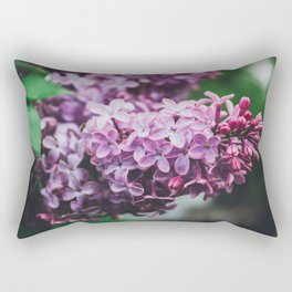 Spring Lilac Rectangular Pillow