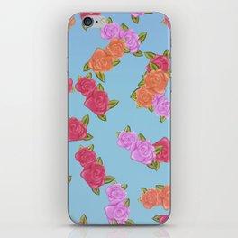 Pastel Roses iPhone Skin