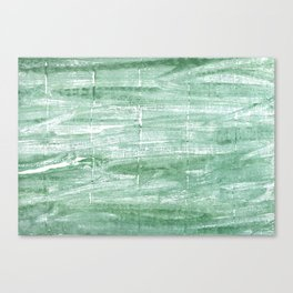 Turquoise green Canvas Print