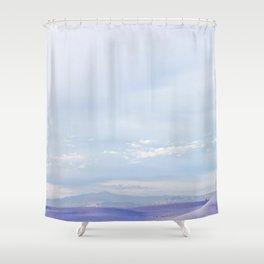 Atmospheric Shower Curtain