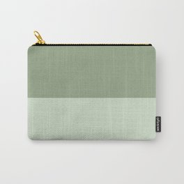 Asparagus/Tea Green Carry-All Pouch