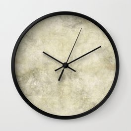 Antique Marble Wall Clock
