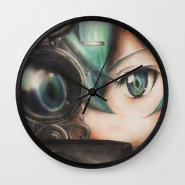Sinnon Wall Clock