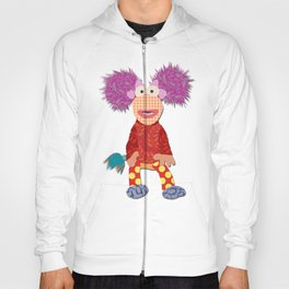 red fraggle Hoody