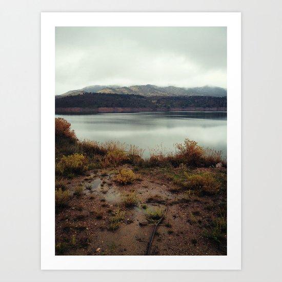 diluvio Art Print