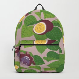 Passion Fruit Backpack