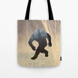 The Elusive One Tote Bag