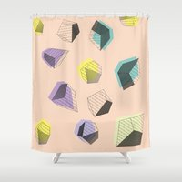 play Shower Curtains featuring Play  by Leandro Pita