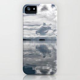 Sea 3 iPhone Case