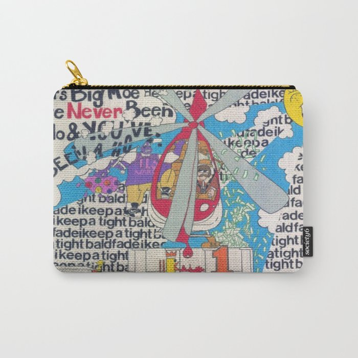 Moyo Carry-All Pouch