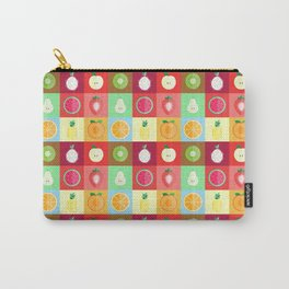 Fruits - Pattern Carry-All Pouch