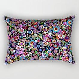 Spots (Version 7) by Bruce Gray Rectangular Pillow