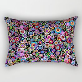 Spots (Version 7) by Bruce Gray Rectangular Pillow